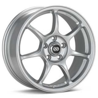 ENKEI WHEELS  FUJIN SILVER WHEEL