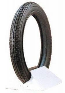 CYCLE BLACKWALL MOTORCYCLE TIRE  by SIMPLEX MOTORCYCLE TIRE