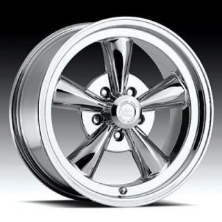 HRH CLASSIC ALLOY WHEELS LEGEND 5 TYPE 141 CHROME RIM