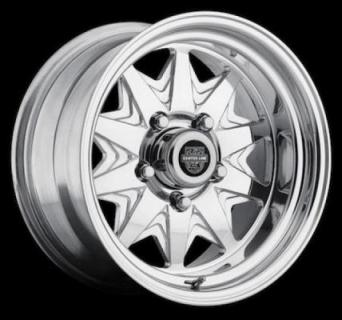 CENTERLINE WHEELS  COMPETITION SERIES 10 SPOKE WHEEL