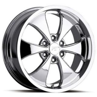 PLATINUM WHEELS  BLVD 606 CHROME RIM