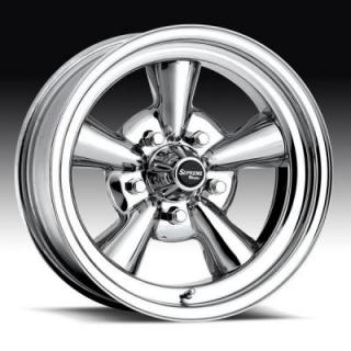 SUPREME CHROME RIM from HRH STEEL WHEELS