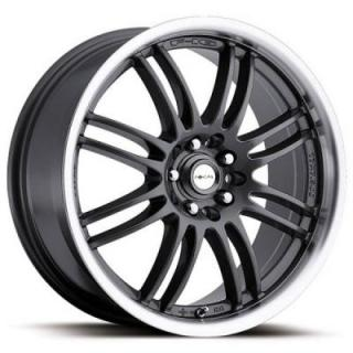 FOCAL WHEELS  F16 163 ANTHRACITE MACHINED RIM