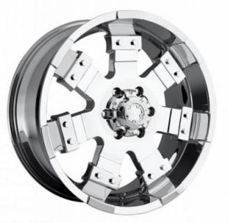 ULTRA WHEELS  MAGNUS 233 CHROME RIM