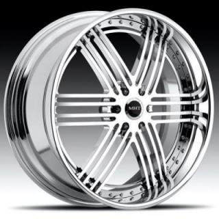MHT FORGED EDITION  IMPERIAL 6 CHROME RIM
