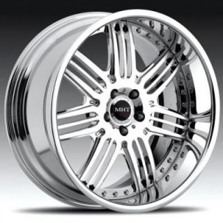 MHT FORGED EDITION  BREMAN CHROME RIM
