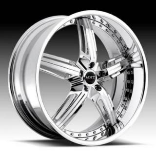 MHT FORGED EDITION  DRONE CHROME RIM