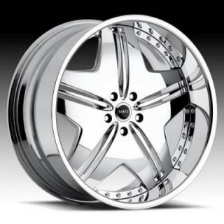 MHT FORGED EDITION  EXCESS CHROME RIM
