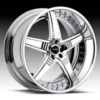 MHT FORGED EDITION  FRANCHISE CHROME RIM