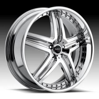 MHT FORGED EDITION  ILLUSION CHROME RIM