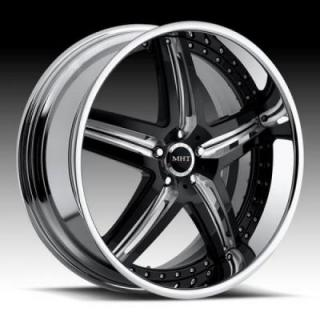 MHT FORGED EDITION  ILLUSION BLACK RIM