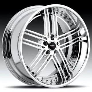MHT FORGED EDITION  IMPERIAL 5 CHROME RIM