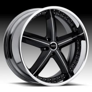 MONTAGE BLACK RIM by MHT FORGED EDITION
