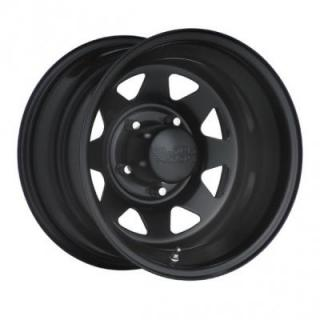 BLACK ROCK WHEELS  929B BLACK JACK MATTE BLACK RIM