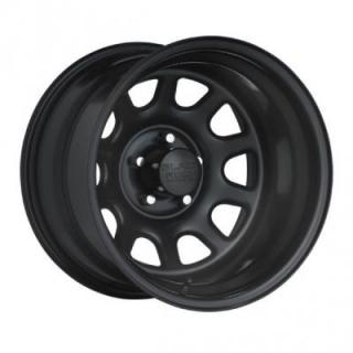 BLACK ROCK WHEELS  942B TYPE D BLACK RIM
