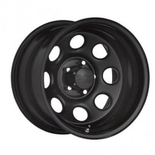 BLACK ROCK WHEELS  997B TYPE 8 BLACK RIM