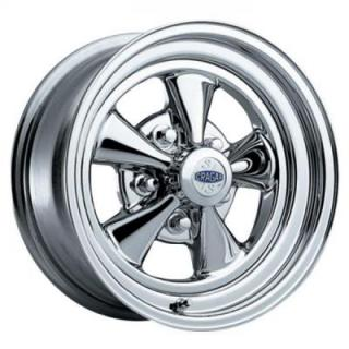 CRAGAR WHEELS  08/61 S/S SUPER SPORT STEEL RIM with ALUMINUM CENTER