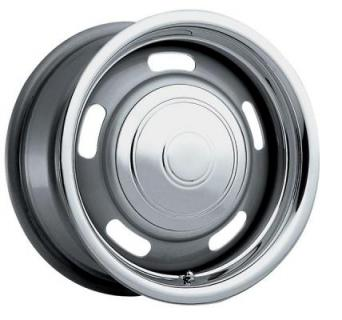 CRAGAR WHEELS  344 RALLY SILVER WHEEL