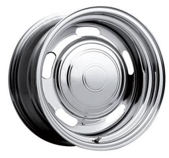 CRAGAR WHEELS  373 RALLY CHROME WHEEL