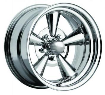 CRAGAR WHEELS  377 SUPREME CHROME WHEEL