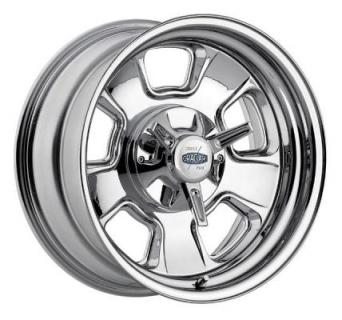 CRAGAR WHEELS  390C STREET PRO CHROME WHEEL