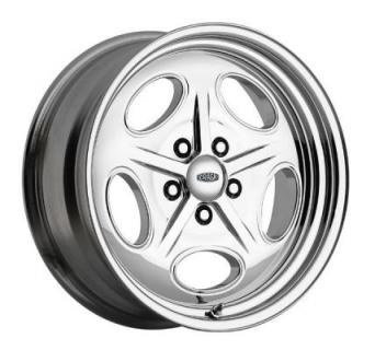 CRAGAR WHEELS  391C BONNEVILLE CHROME WHEEL