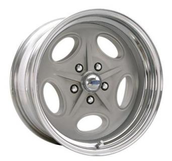 CRAGAR WHEELS  391G BONNEVILLE GRAY WHEEL