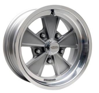 CRAGAR WHEELS  500G ELIMINATOR GRAY WHEEL