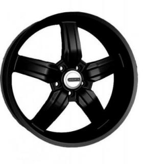 CRAGAR WHEELS  701B TYPE M BLACK WHEEL