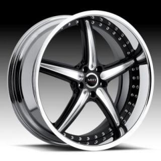 SPRINT BLACK RIM by MHT FORGED EDITION