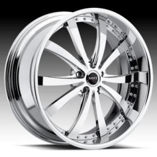 TUSCAN CHROME RIM by MHT FORGED EDITION