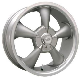 CRAGAR WHEELS  600G S/S SUPER SPORT FWD GRAY WHEEL