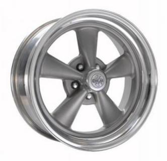 CRAGAR WHEELS  612G S/S SUPER SPORT ALUMINUM GRAY WHEEL
