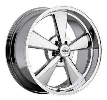 CRAGAR WHEELS  610C LATEMODEL S/S SUPER SPORT CHROME WHEEL