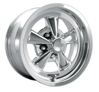 CRAGAR WHEELS  610C S/S SUPER SPORT RWD CHROME WHEEL