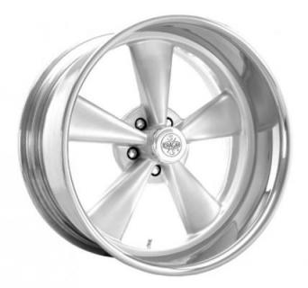 CRAGAR WHEELS  613P S/S SUPER SPORT POLISHED WHEEL