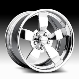 RACELINE WHEELS   200 MUSCLE POLISHED RIM