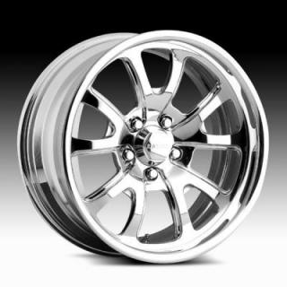 RACELINE WHEELS  239 GT 2 POLISHED RIM