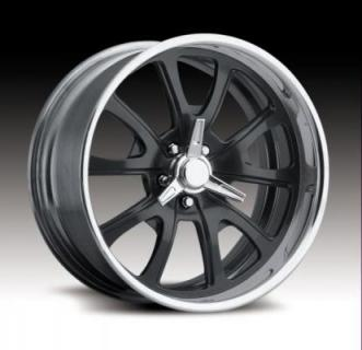 RACELINE WHEELS  240 GT MAGNESIUM/CENTER RIM