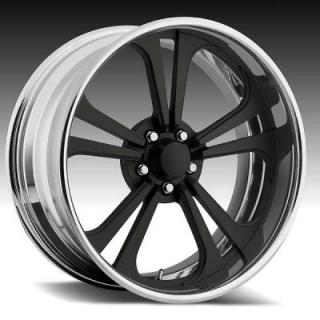 RACELINE WHEELS   JADED 5 FLAT BLACK RIM