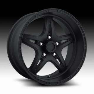 RACELINE WHEELS  875 RENEGADE 5 BLACK RIM