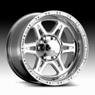 RACELINE WHEELS  886 RENEGADE 6 POLISHED RIM