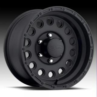 RACELINE WHEELS  887 ROCKCRUSHER BLACK RIM