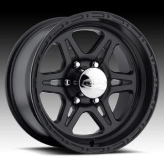 RACELINE WHEELS  891 RENEGADE 6 BLACK RIM