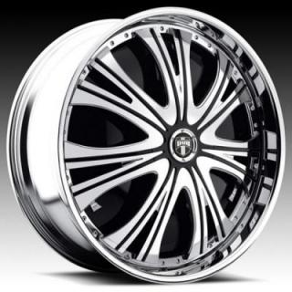 MAMBA S753 CHROME RIM by DUB SPINNERS