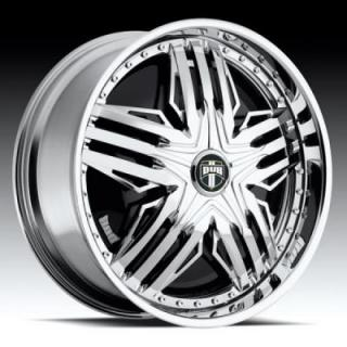 STUNTIN S783 CHROME RIM by DUB SPINNERS