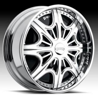 CREED S775 CHROME RIM by DUB SPINNERS