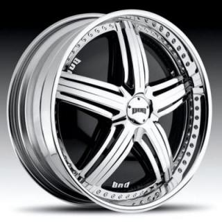 PADRONE S769 CHROME RIM by DUB SPINNERS
