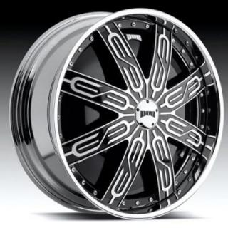 TYCOON S766 CHROME RIM by DUB SPINNERS