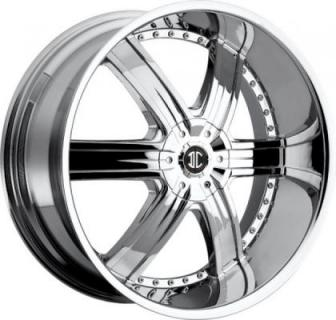 2 CRAVE WHEELS  2 CRAVE N04 CHROME RIM